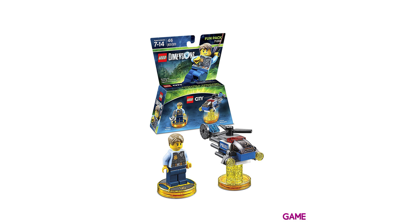 LEGO Dimensions Fun Pack: LEGO City