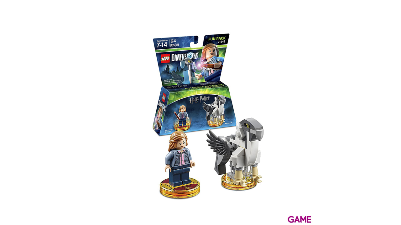 LEGO Dimensions Fun Pack: Harry Potter-Hermione
