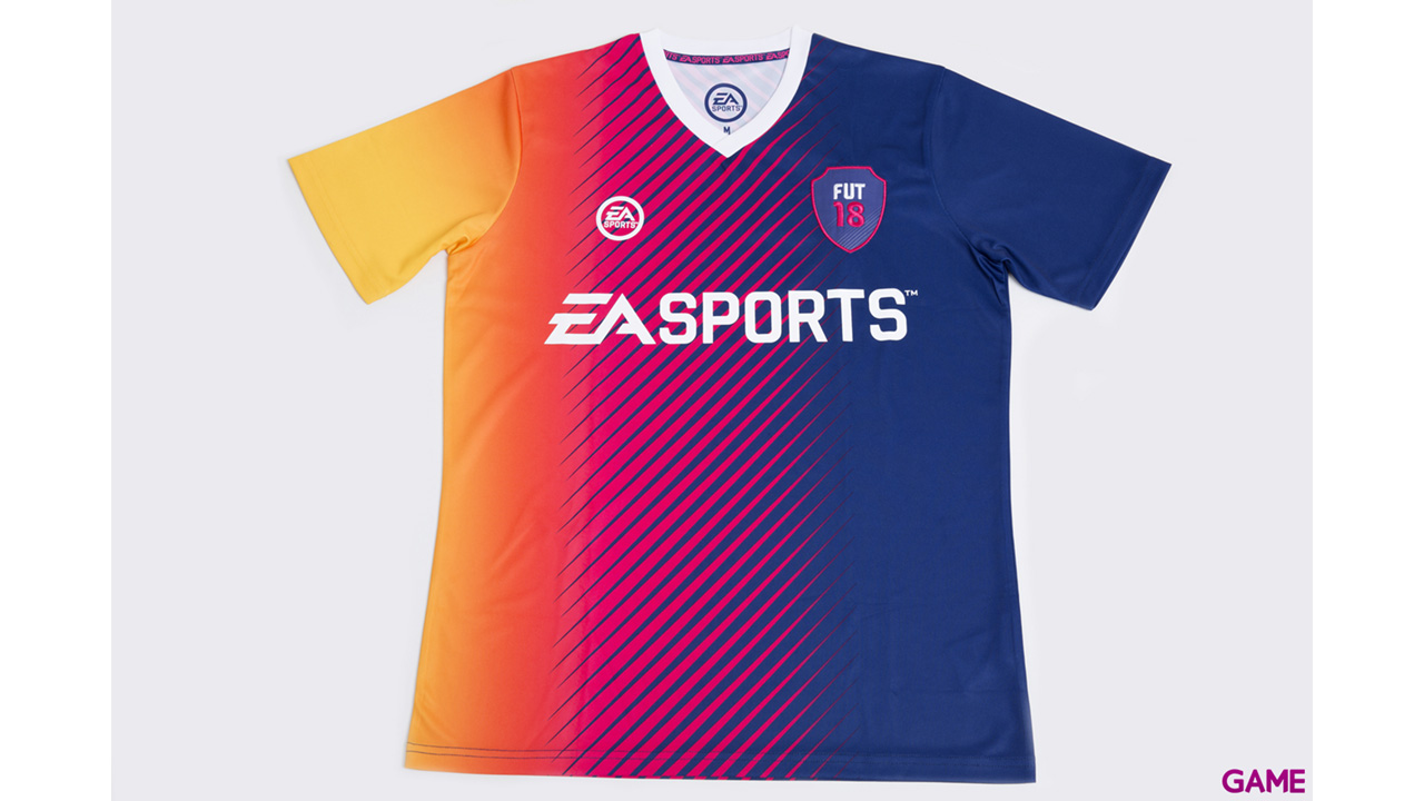Camiseta Oficial Fifa 18 Local Talla M