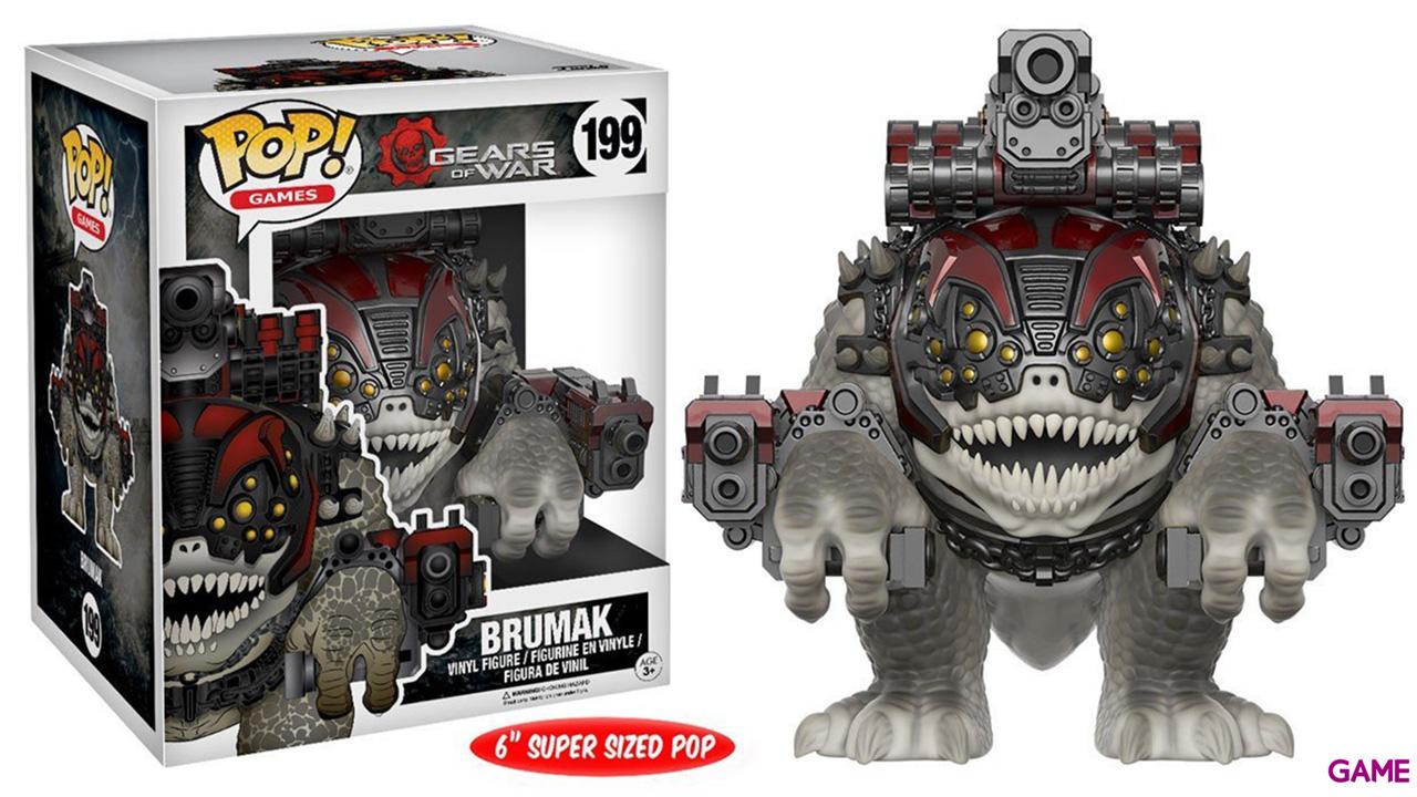Figura Pop Gears Of War  Brumak