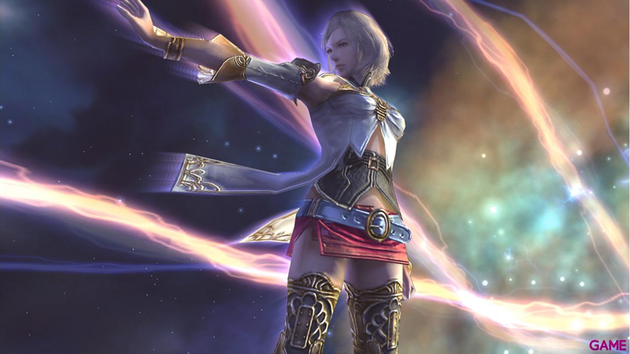 Final Fantasy XII HD The Zodiac Age Day One Edition