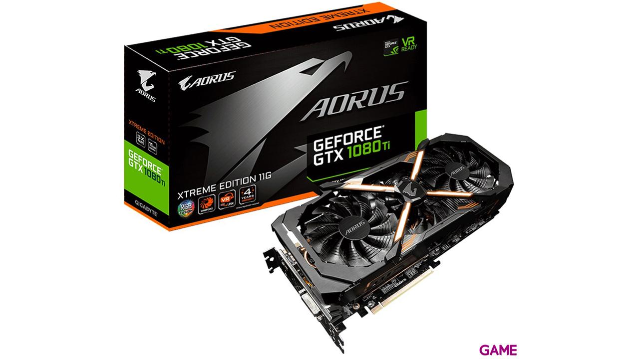 Gigabyte AORUS GeForce GTX 1080 Ti Xtreme 11GB GDDR5X