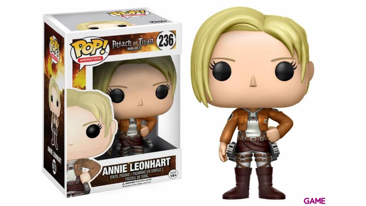 Figura Pop Ataque a los Titanes: Annie