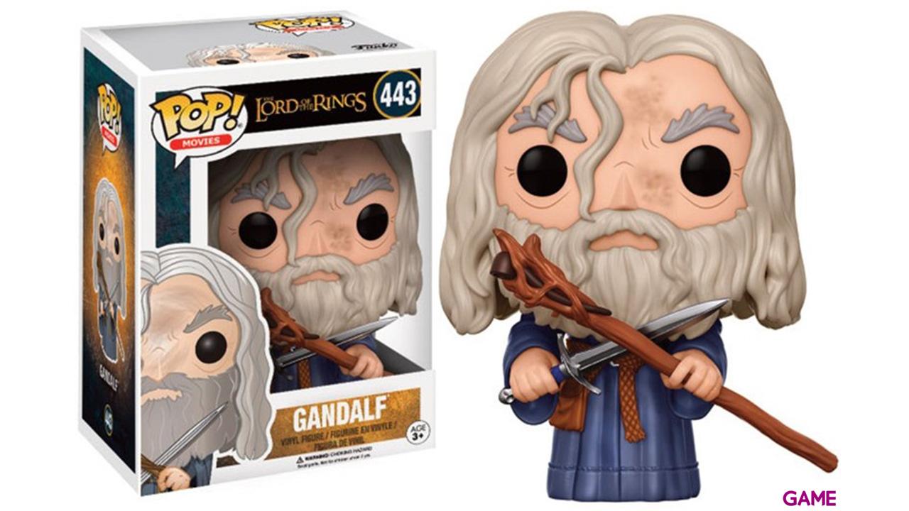 Figura Pop El Señor de los Anillos: Gandalf