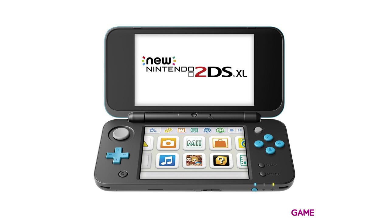 New Nintendo 2DS XL Turquesa
