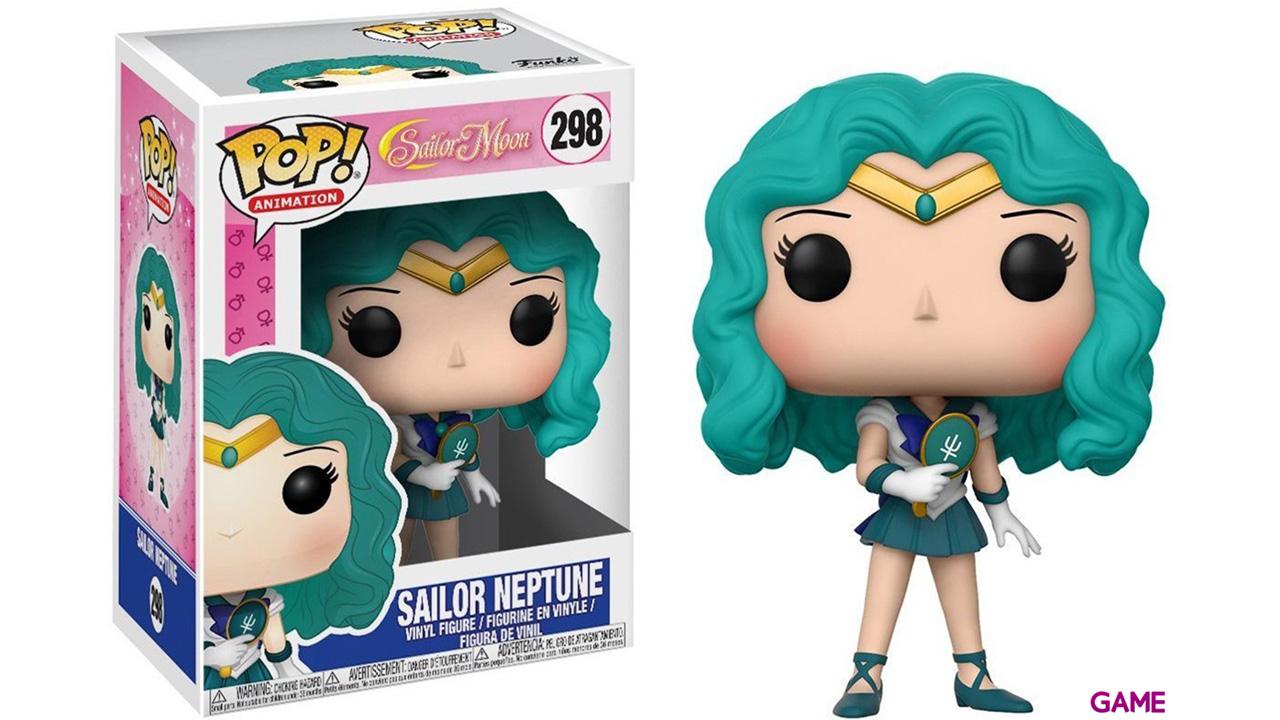Figura Pop Sailor Moon: Sailor Neptune