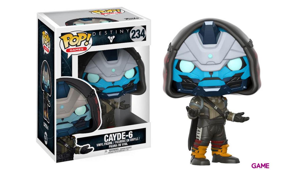 Figura Pop Destiny 2: Cayde