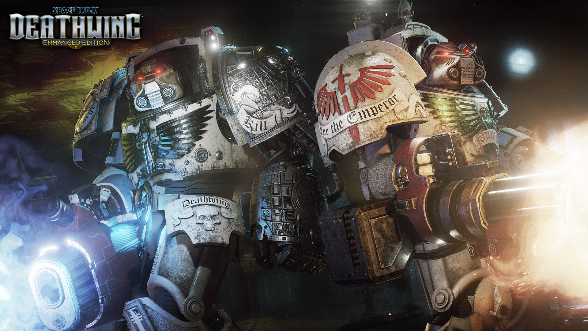 Space Hulk Deathwing – Enhanced Edition