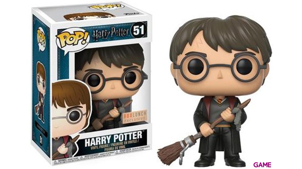 Figura Pop Harry Potter: Harrypotter Quidditch Ed. Limitada