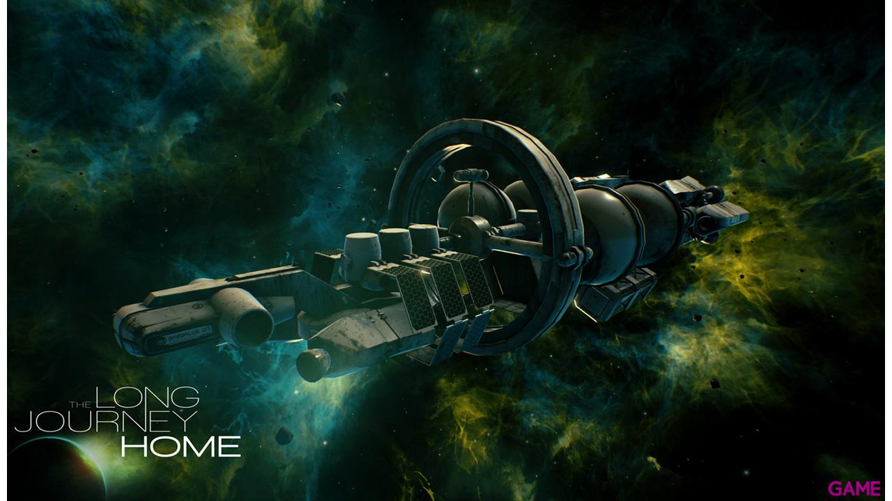 The Long Journey Home Edición Daedalus 7