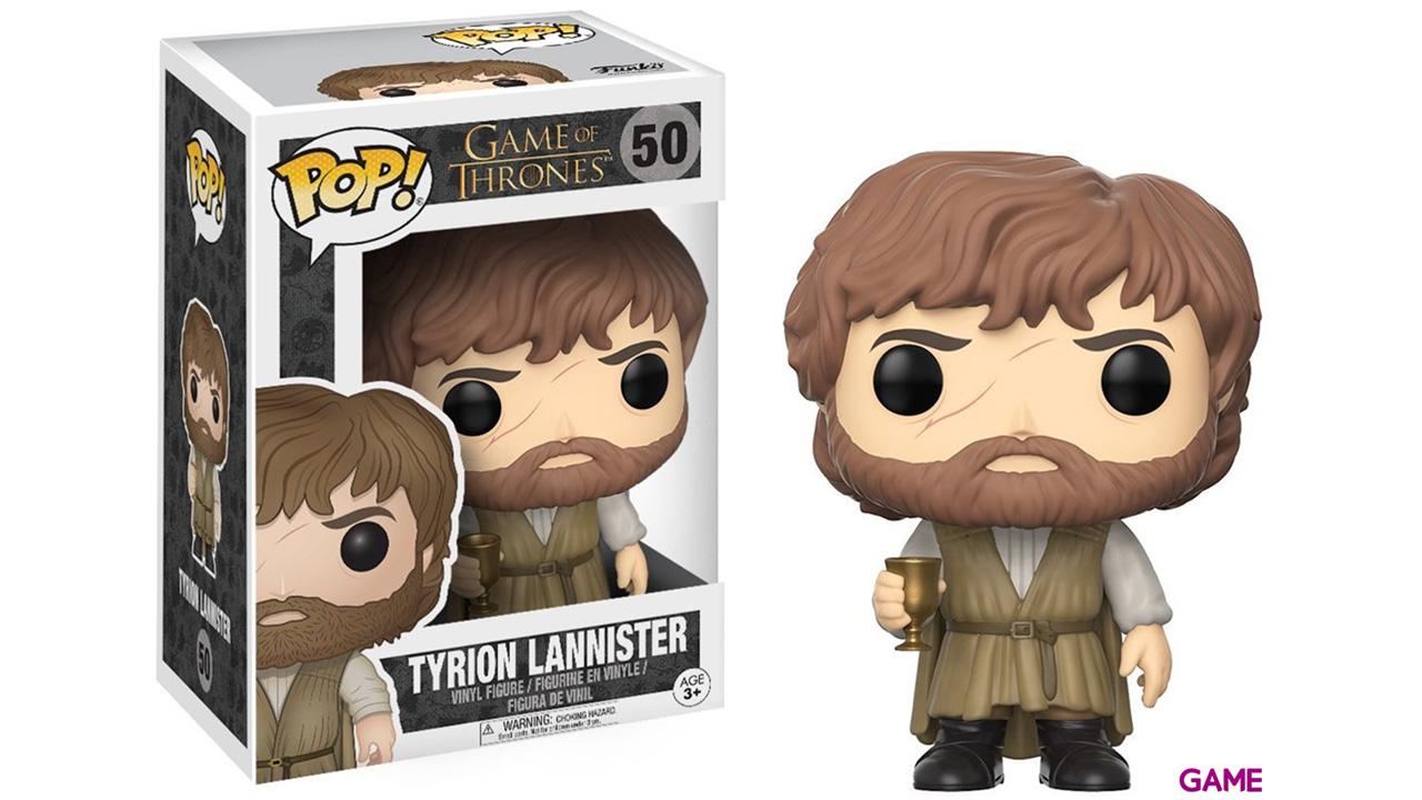 Figura Pop Juego de Tronos: Tyrion