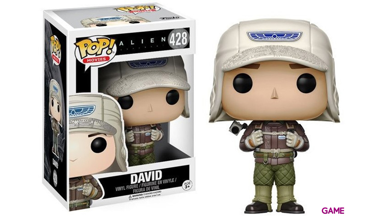 Figura Pop Alien: Covenant: David