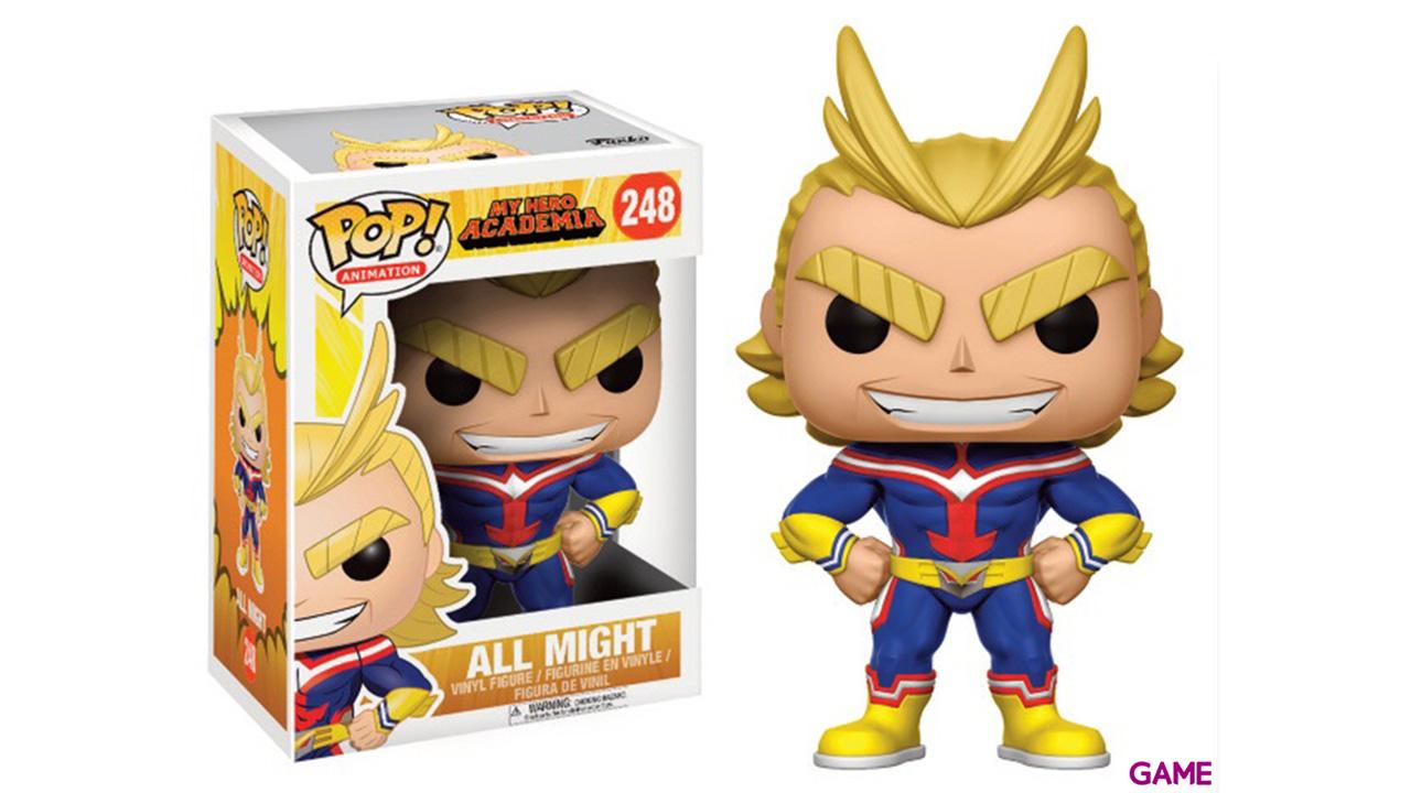 Figura Pop My Hero Academia: All Might
