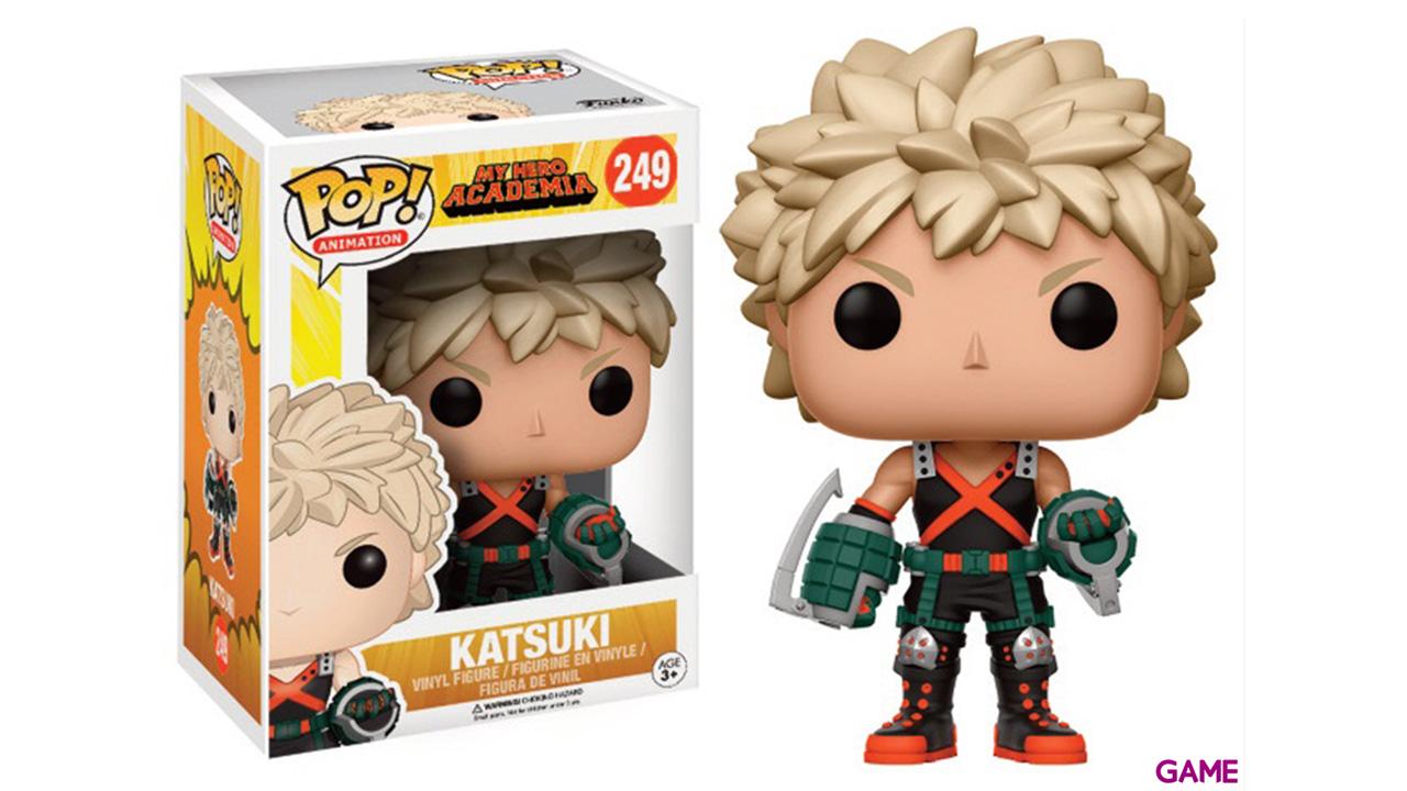 Figura Pop My Hero Academia: Katsuki