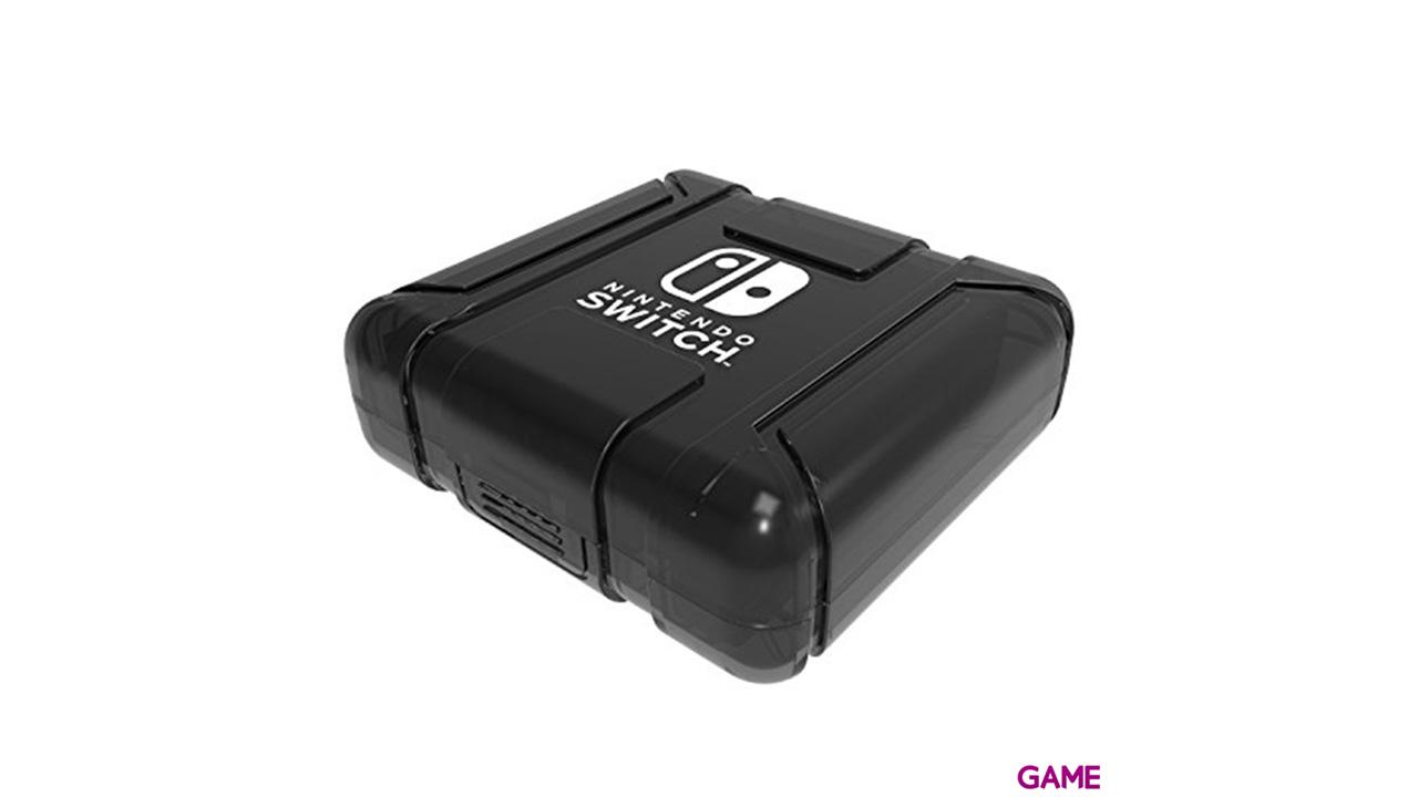 Caja para 24 Cartuchos Nintendo Switch PDP -Licencia oficial-