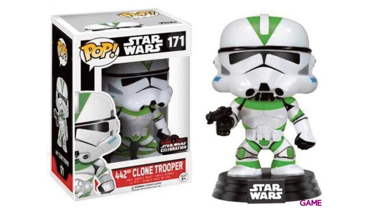 Figura Pop Star Wars Celebration: 442 Clone Trooper