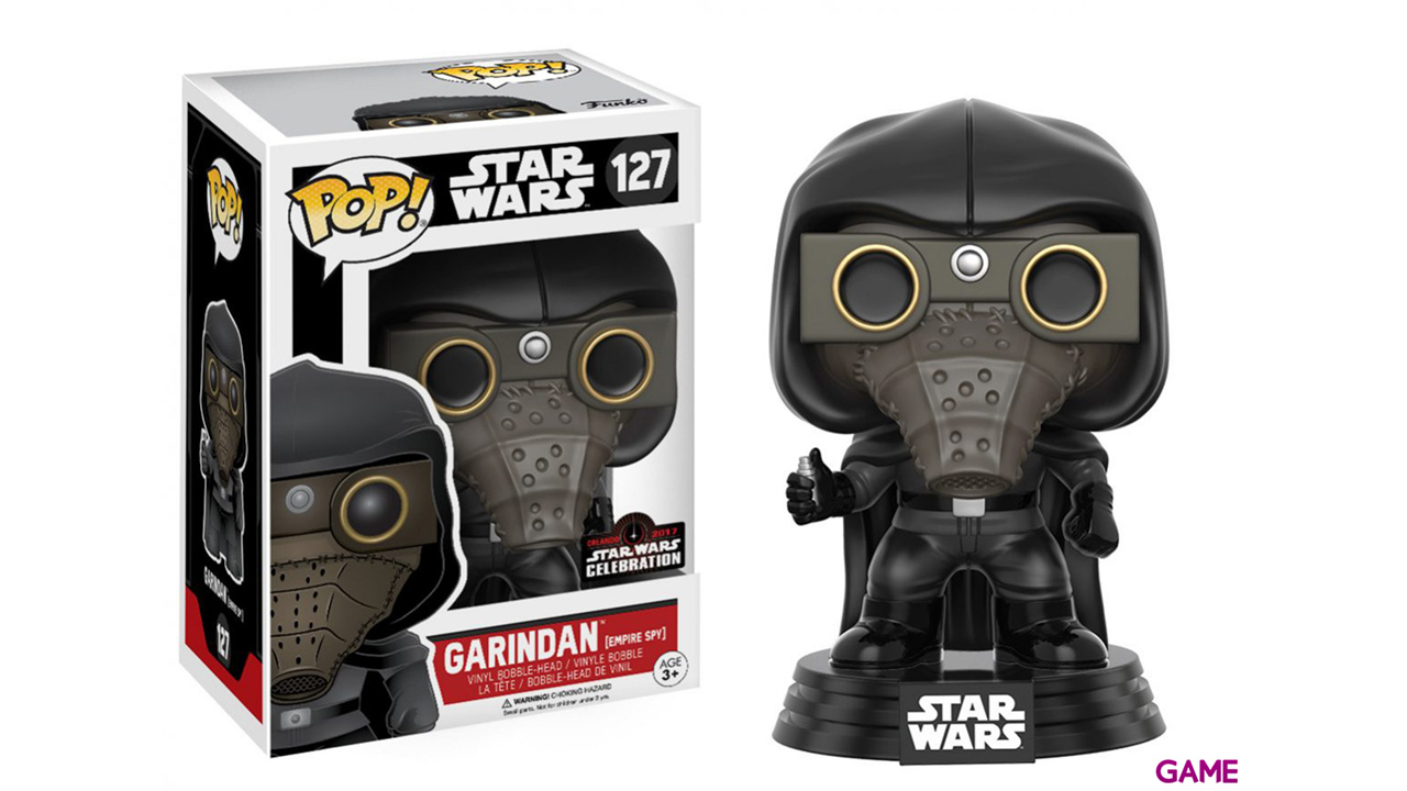 Figura Pop Star Wars Celebration: Garidan