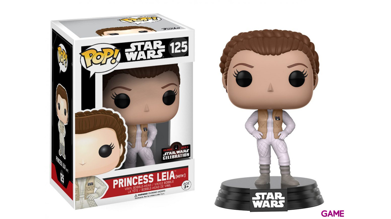 Figura Pop Star Wars Celebration: Hoth Leia