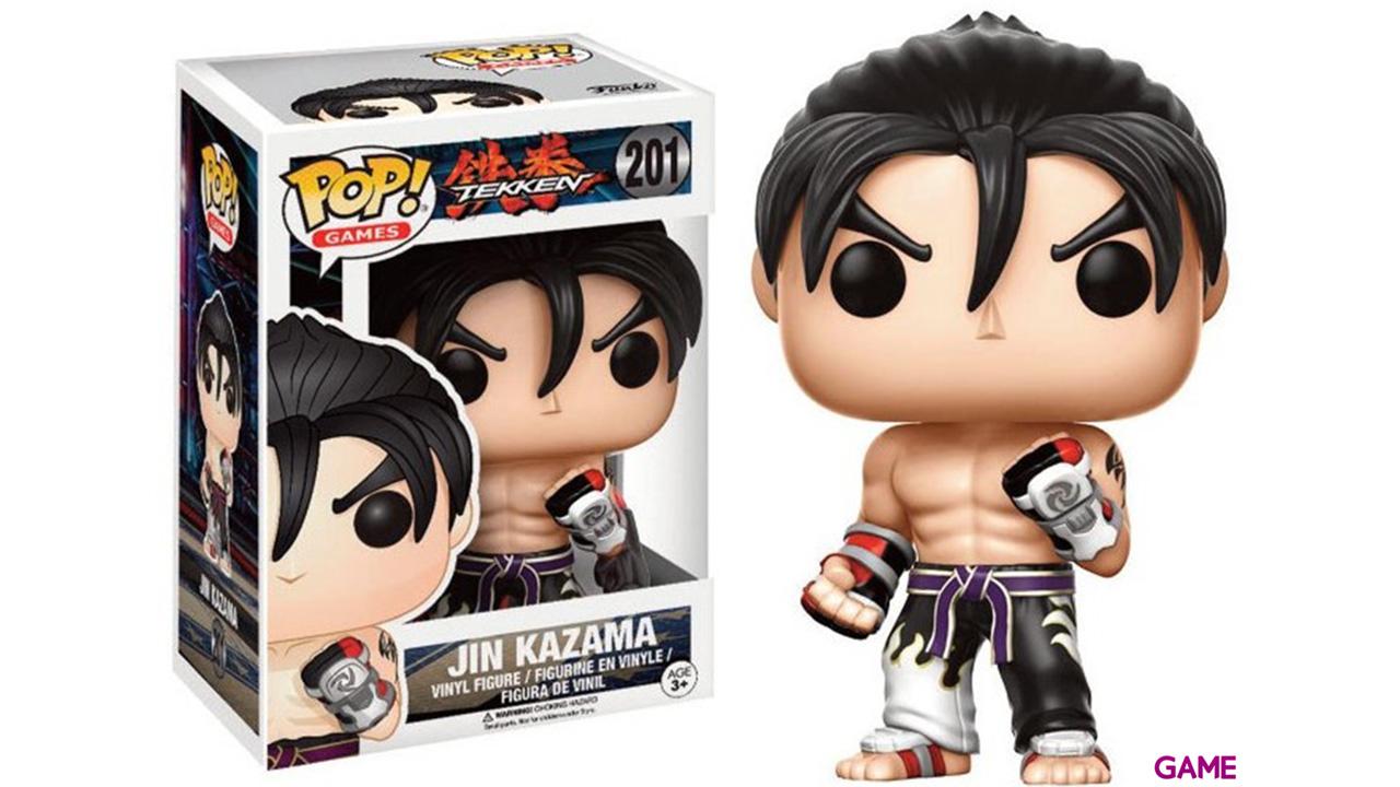 Figura Pop Tekken: Jin Kazama Ed. Limitada
