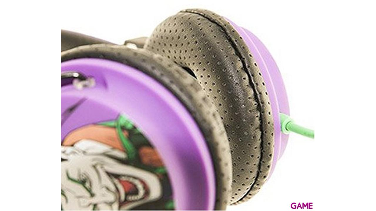 Auriculares DC Joker