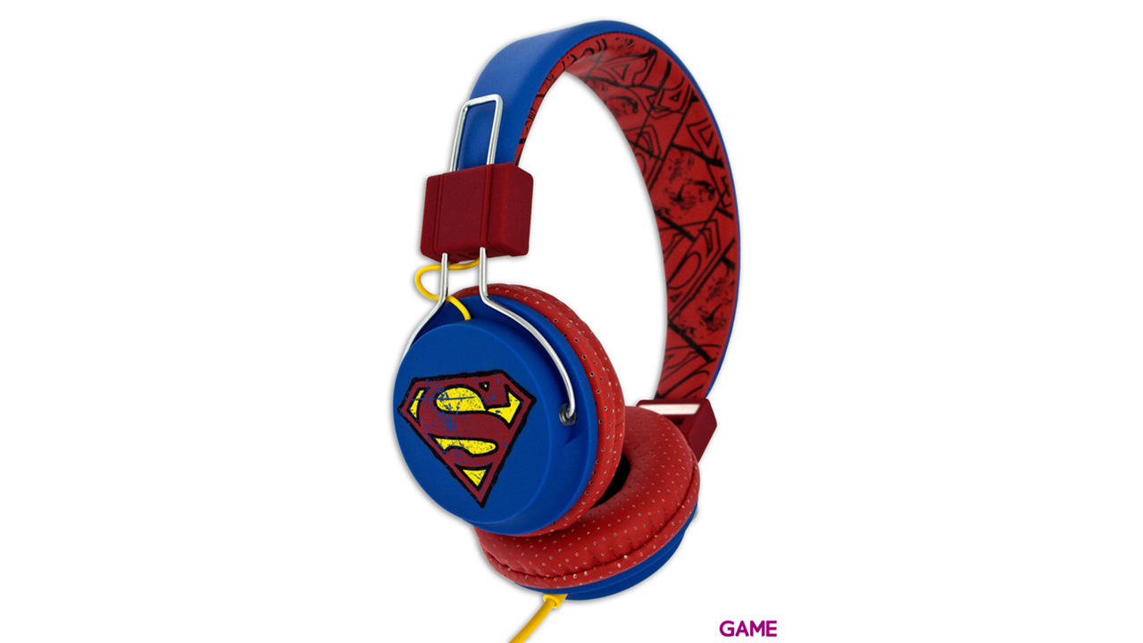 Auriculares DC Superman - Auriculares Gaming