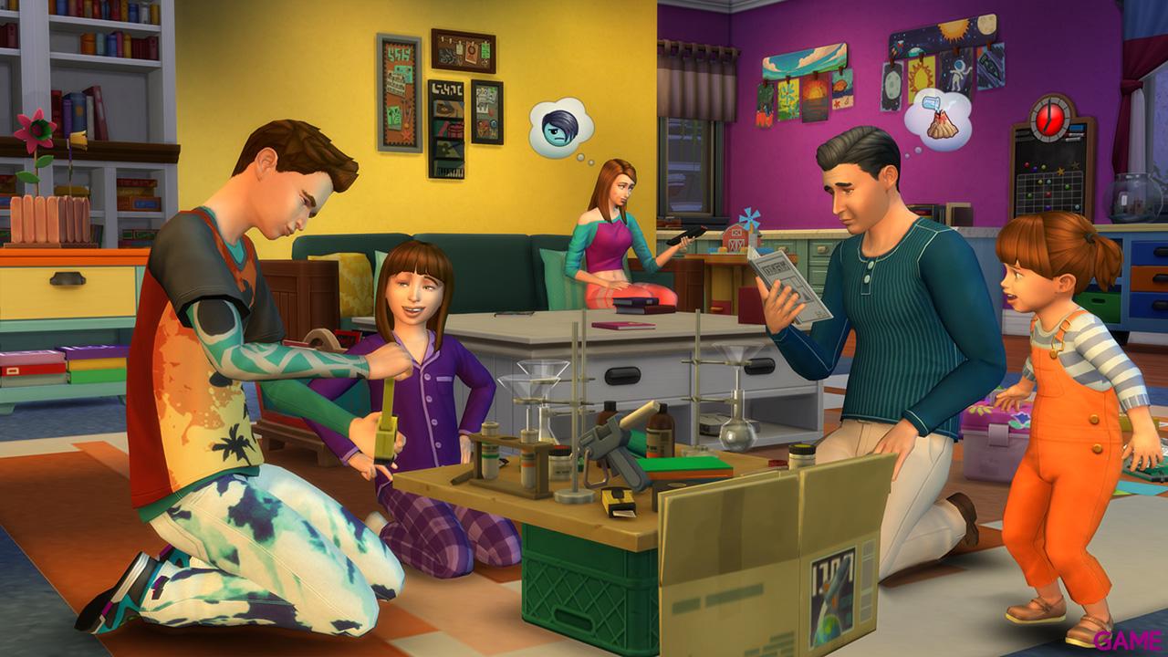 Los Sims 4 Colección 5