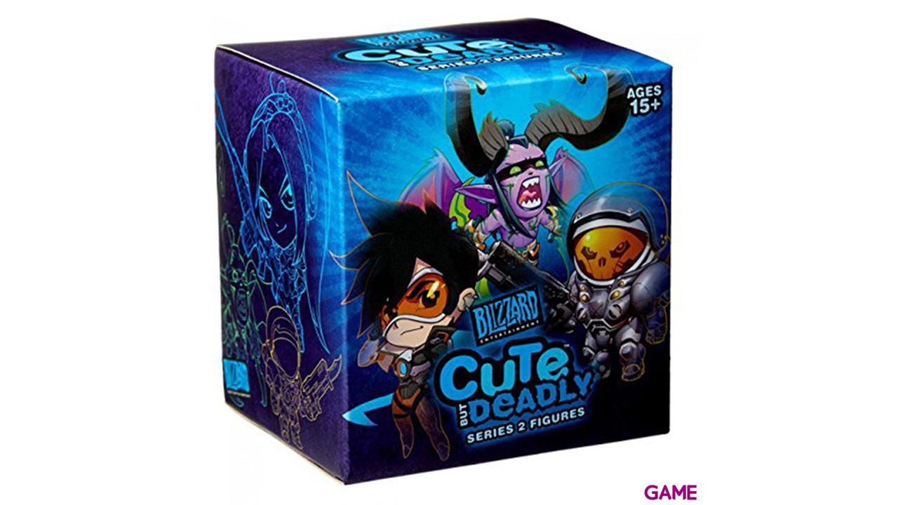 Figura Cute but Deadly Blizzard Serie 2