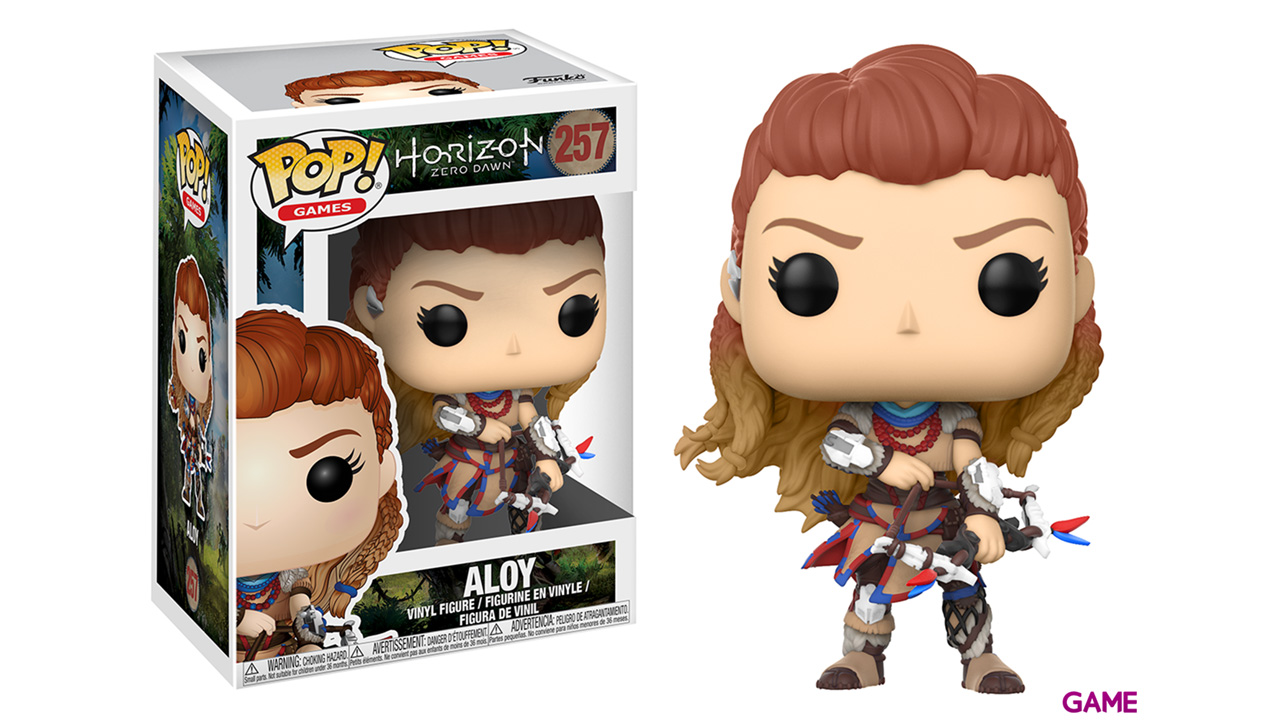 Figura Pop Horizon Zero Dawn: Aloy