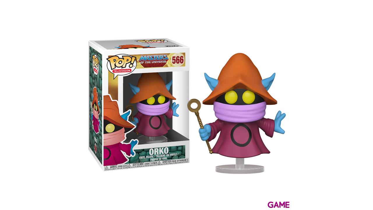 Figura Pop Masters del Universo: Orko