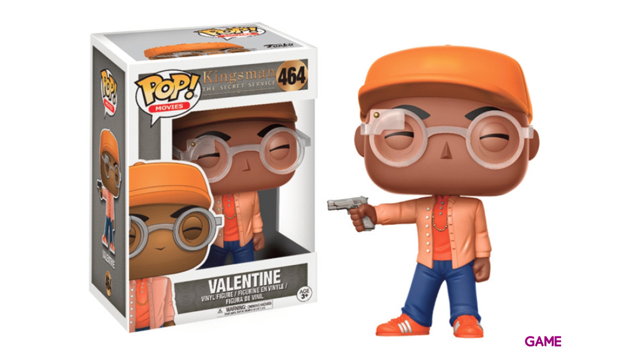 Figura Pop Kingsman: Valentine