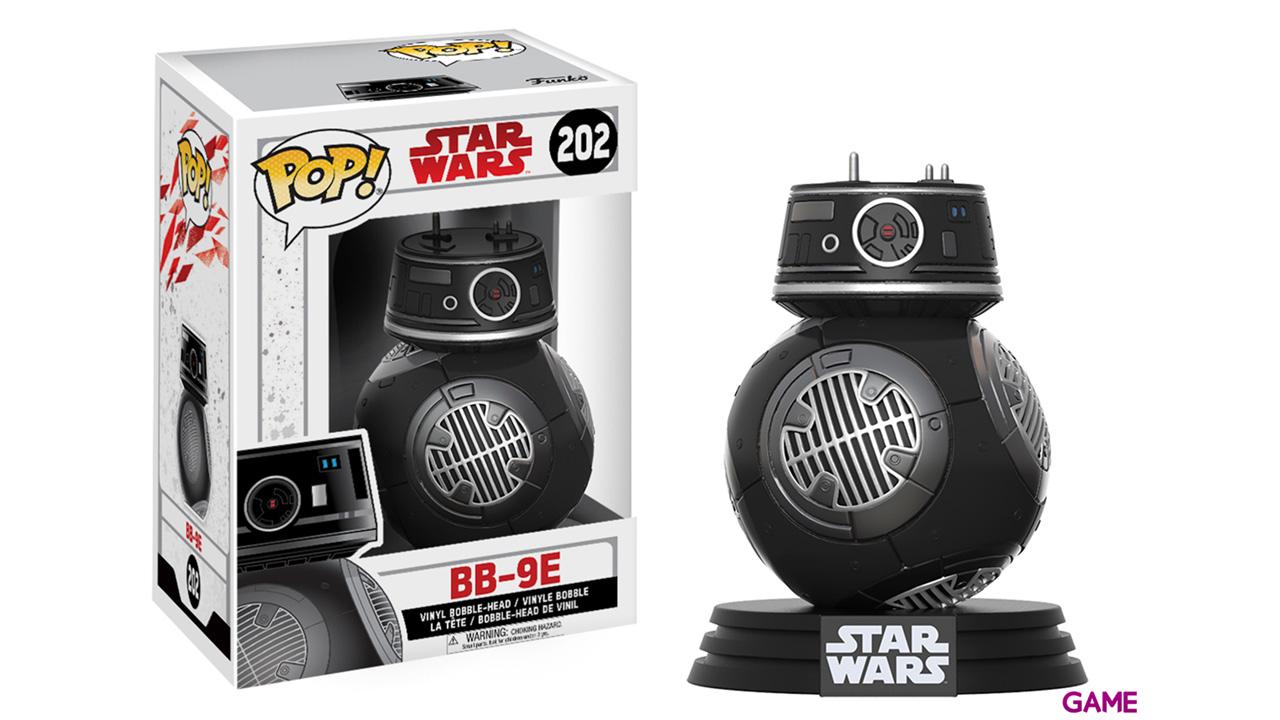 Figura Pop Star Wars VIII: BB-9E