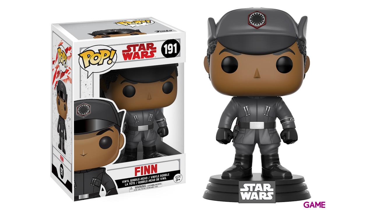 Figura Pop Star Wars VIII: Finn