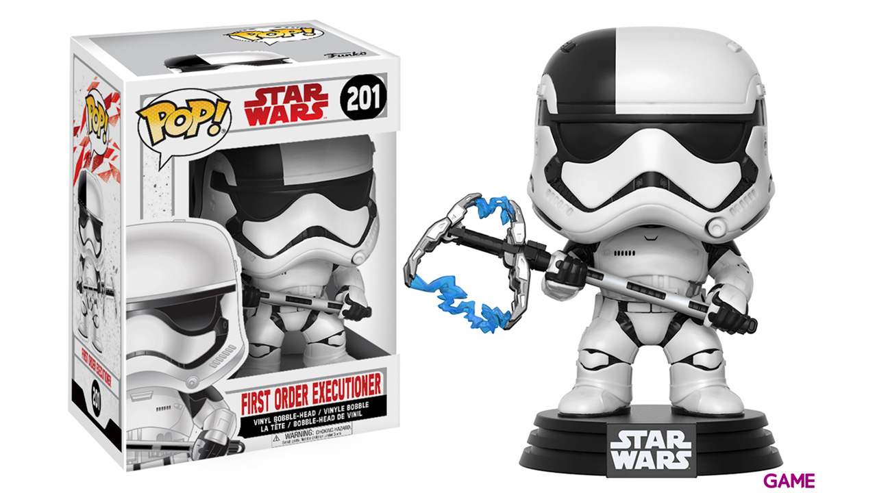 Figura Pop Star Wars VIII: First Order Executioner
