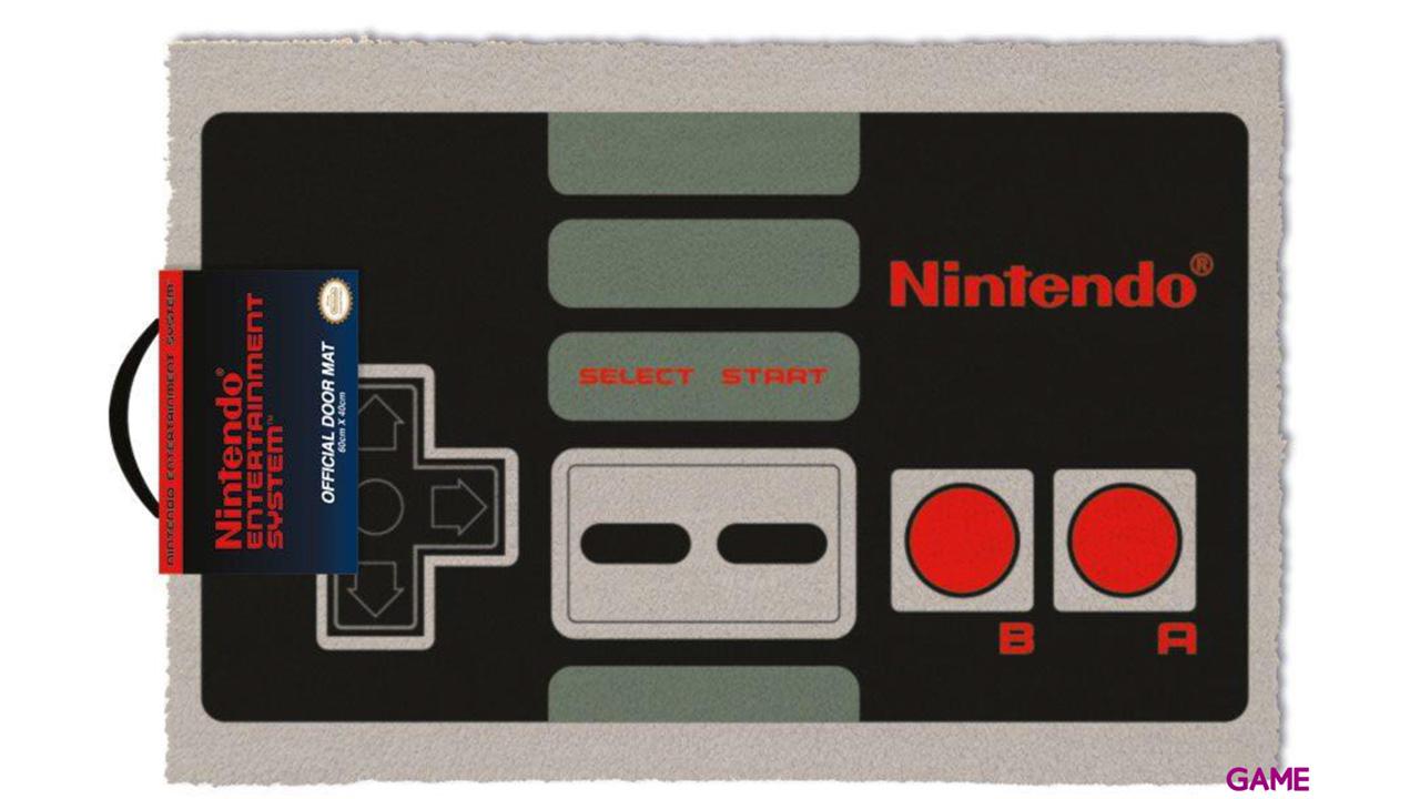 Felpudo Controller NES