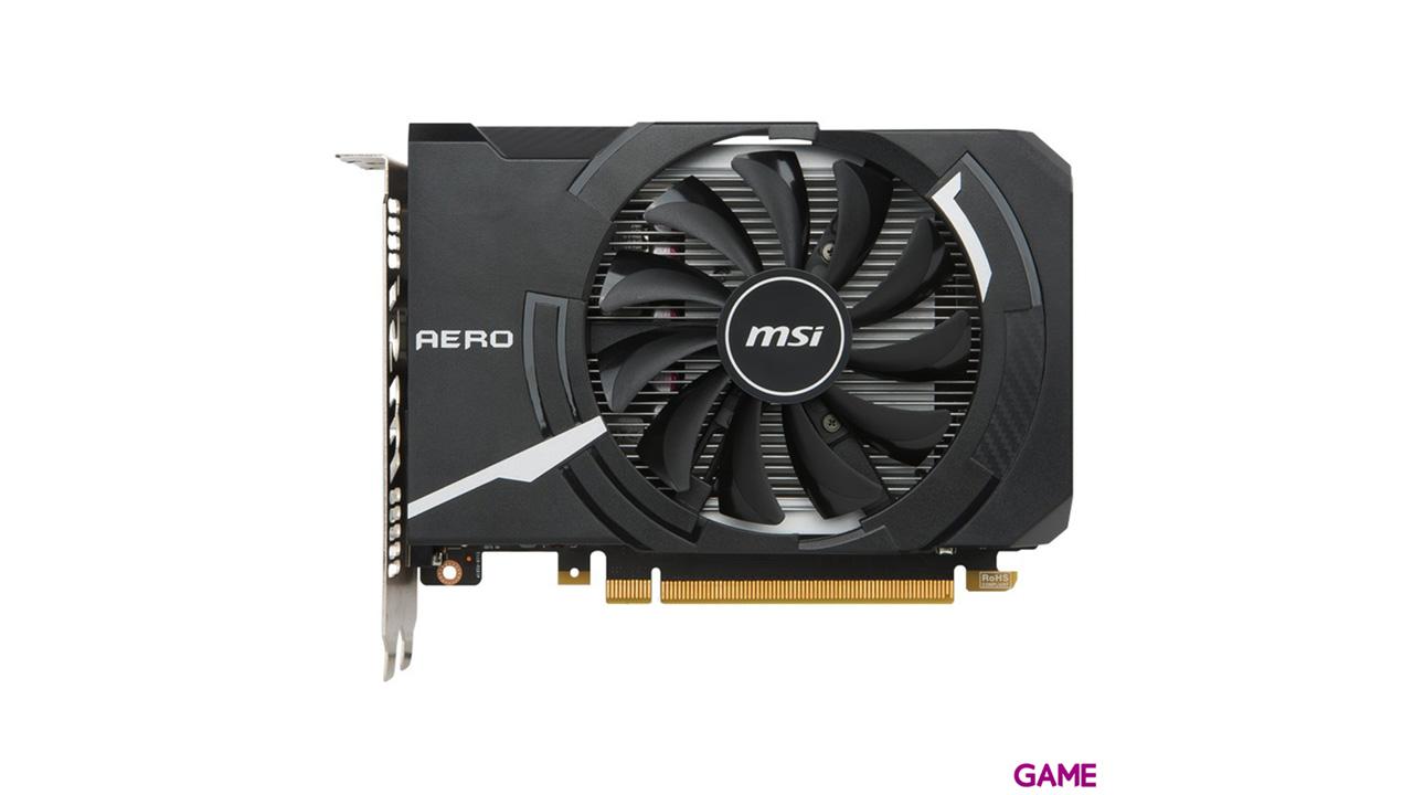 MSI GeForce GTX 1050 Aero ITX OCV1 2GB GDDR5