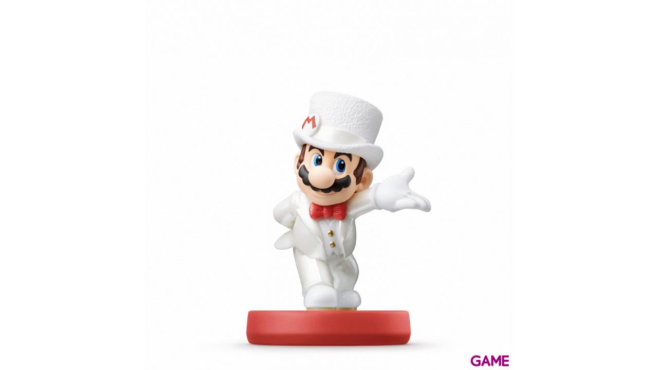 Figura Amiibo Mario - Mario Odyssey