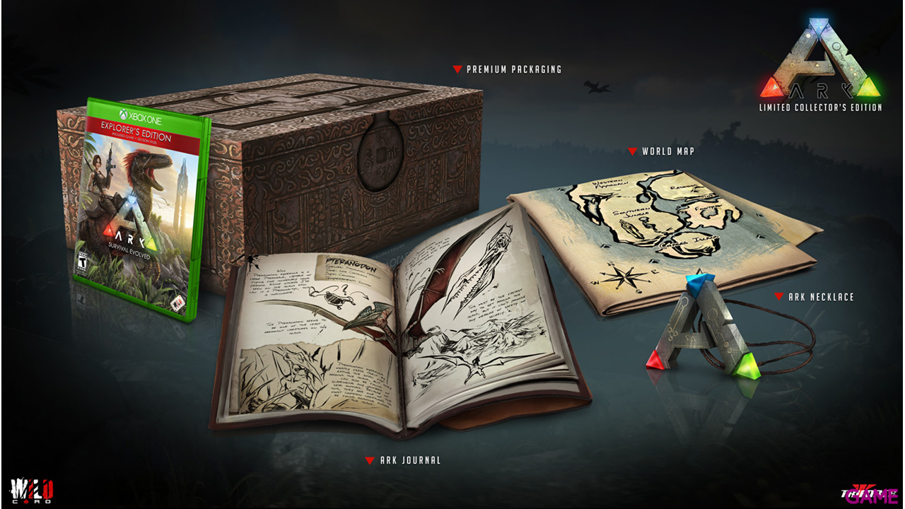 Ark Survival Evolved: Limited Collector's Edition