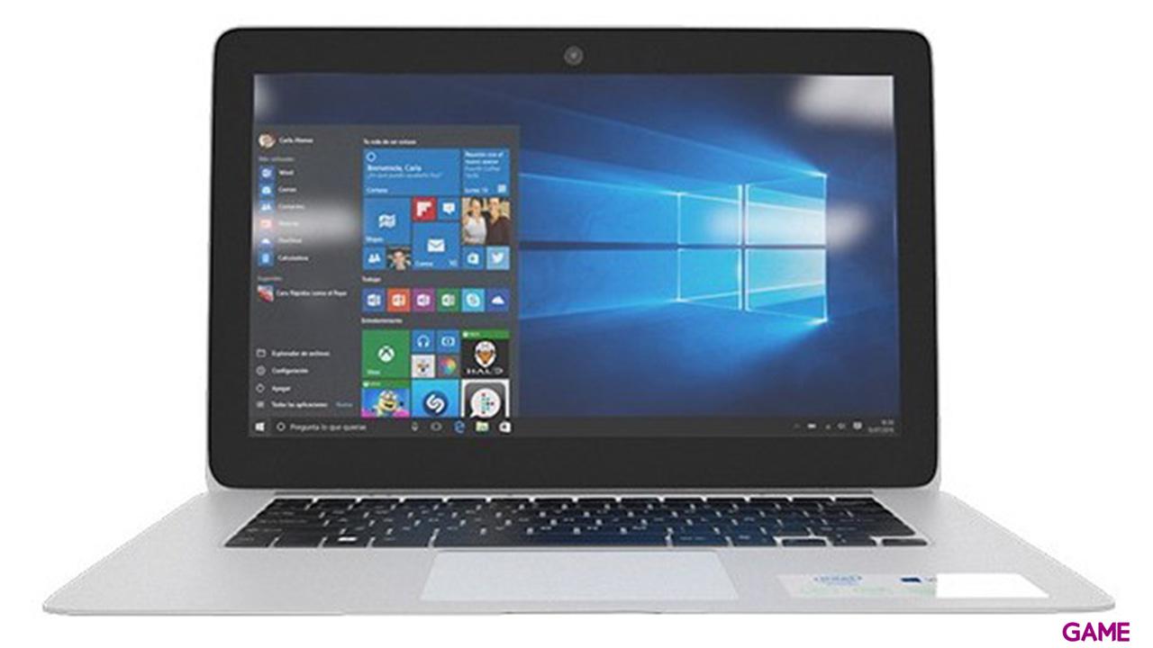 Primux Notebook 1401 - Atom Z8350 - 2GB - 32GB HDD - 14.1'' - W10 - Blanco