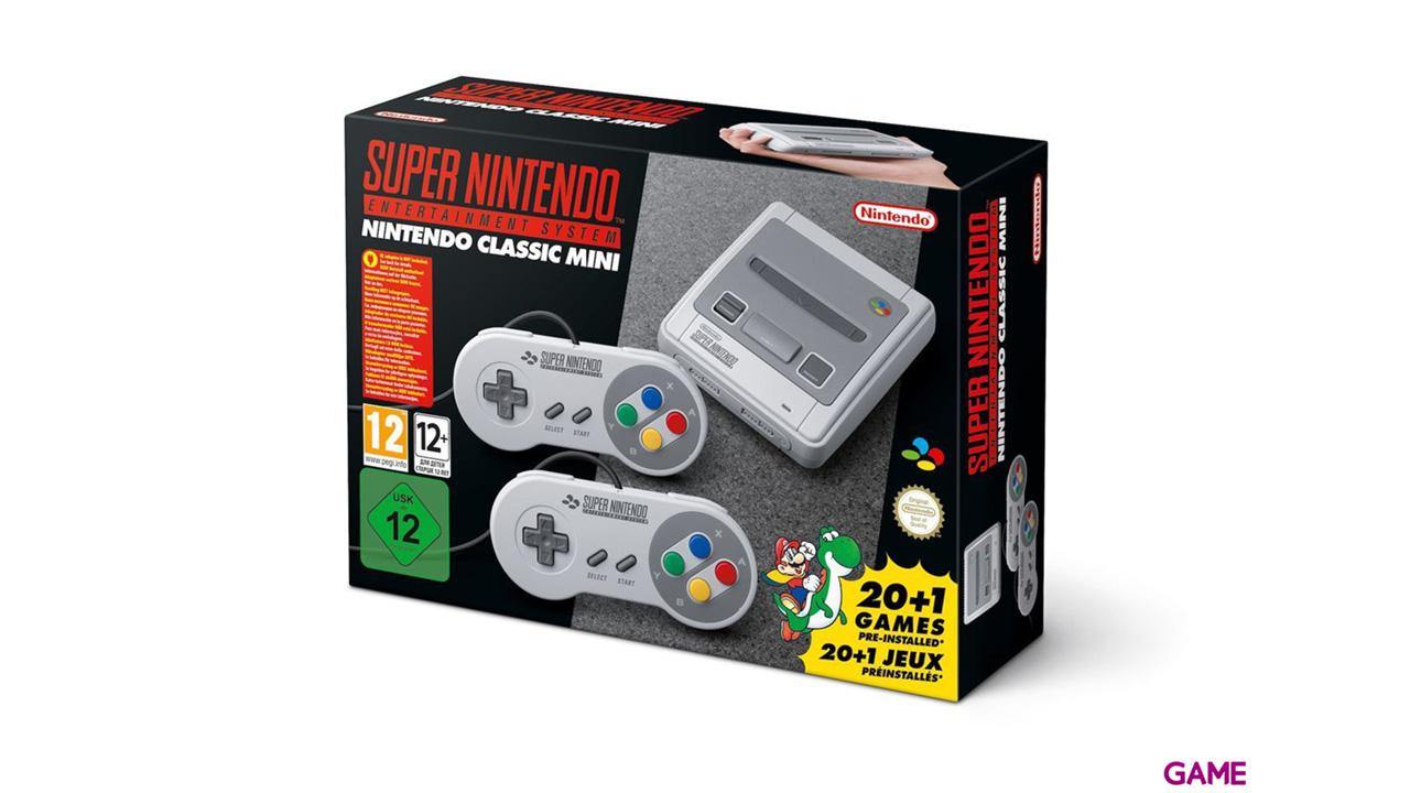 Nintendo Classic Mini Super NES