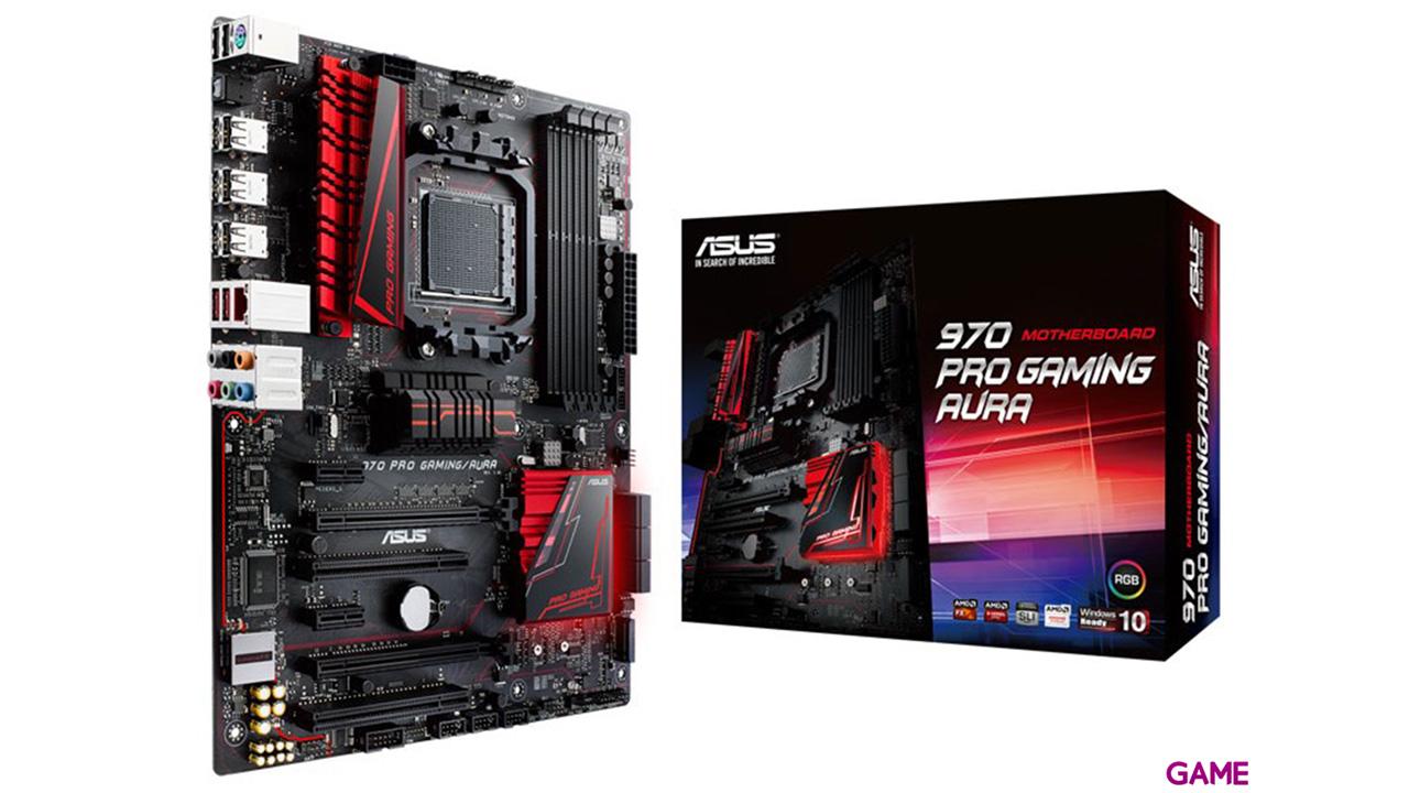 ASUS 970 Pro Gaming Aura AM3 ATX