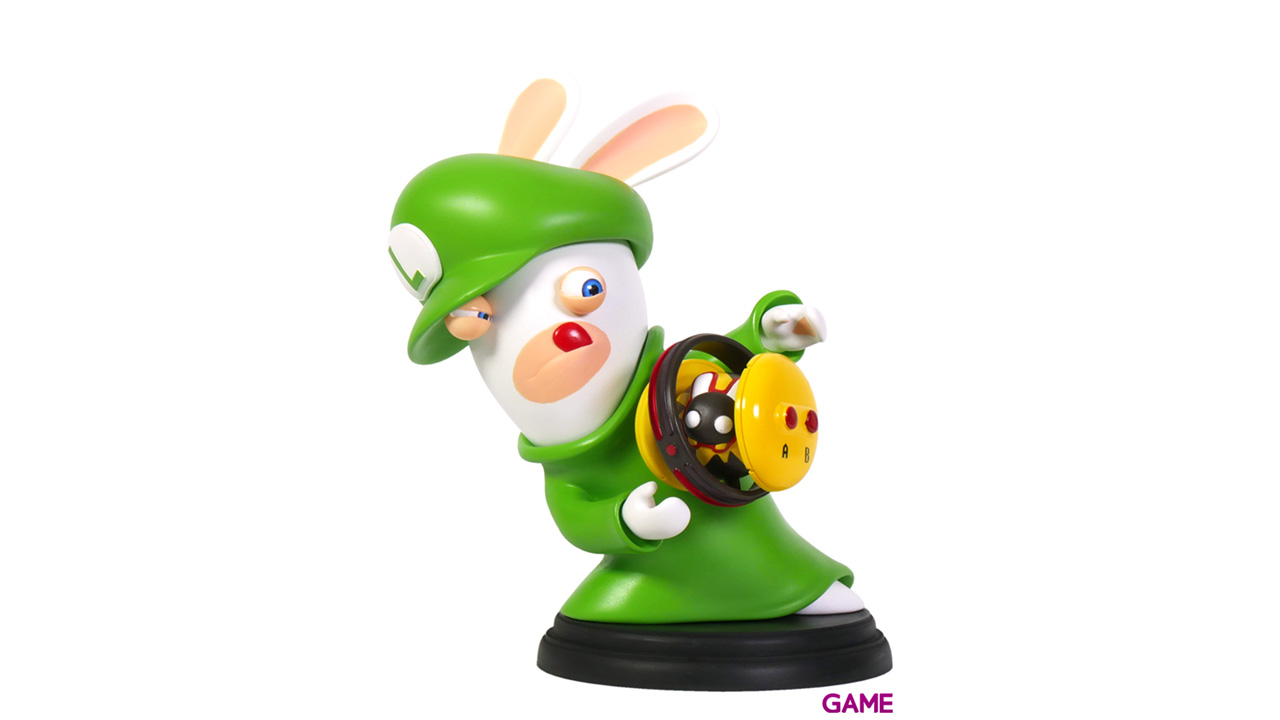 Rabbids Luigi Figura 16 cm