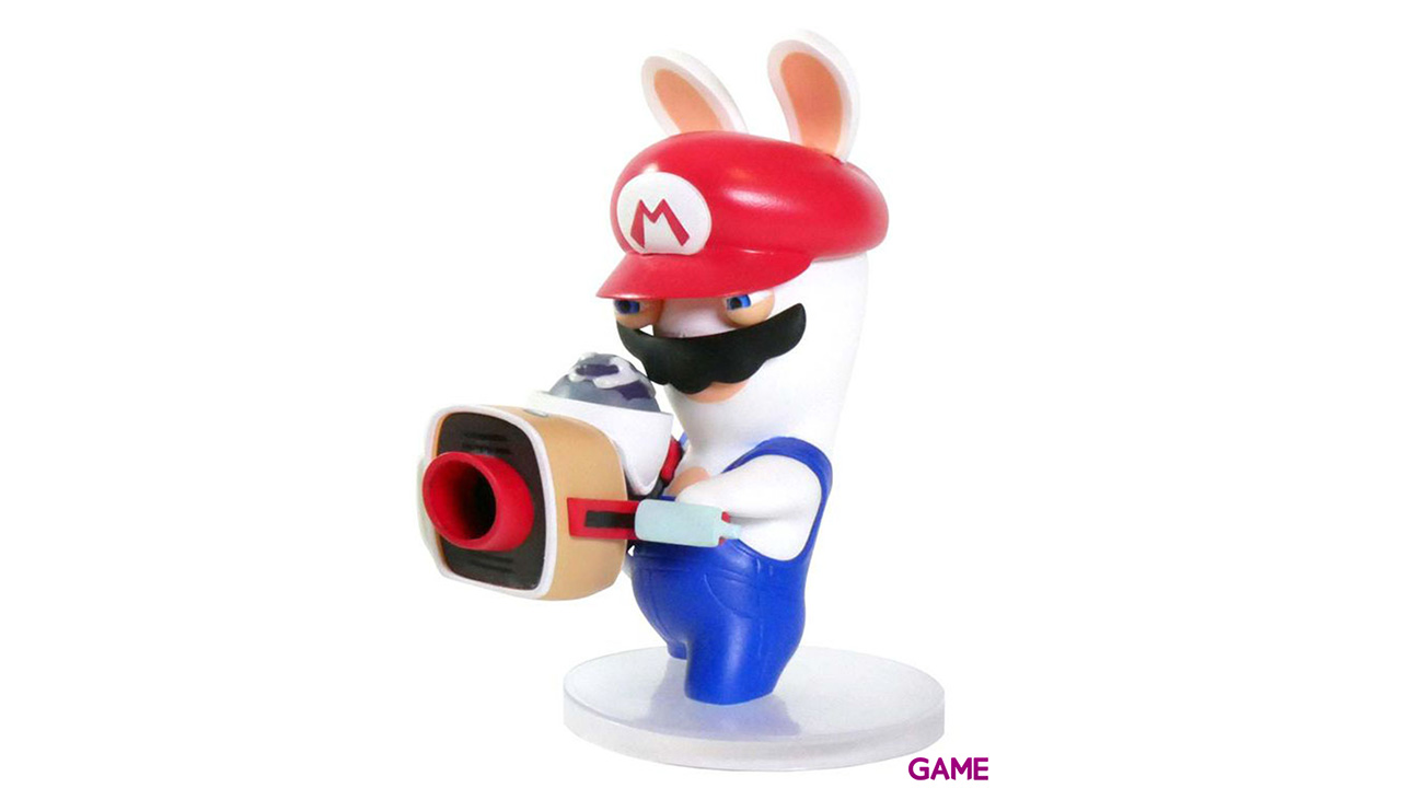Rabbids Mario Figura 8 cm