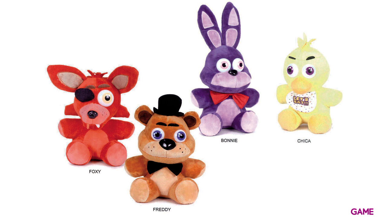 Peluche Five Nights at Freddy´s 23cm
