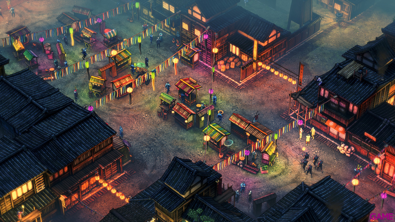 Shadow Tactics Blades Of The Shogun Edicion Limitada