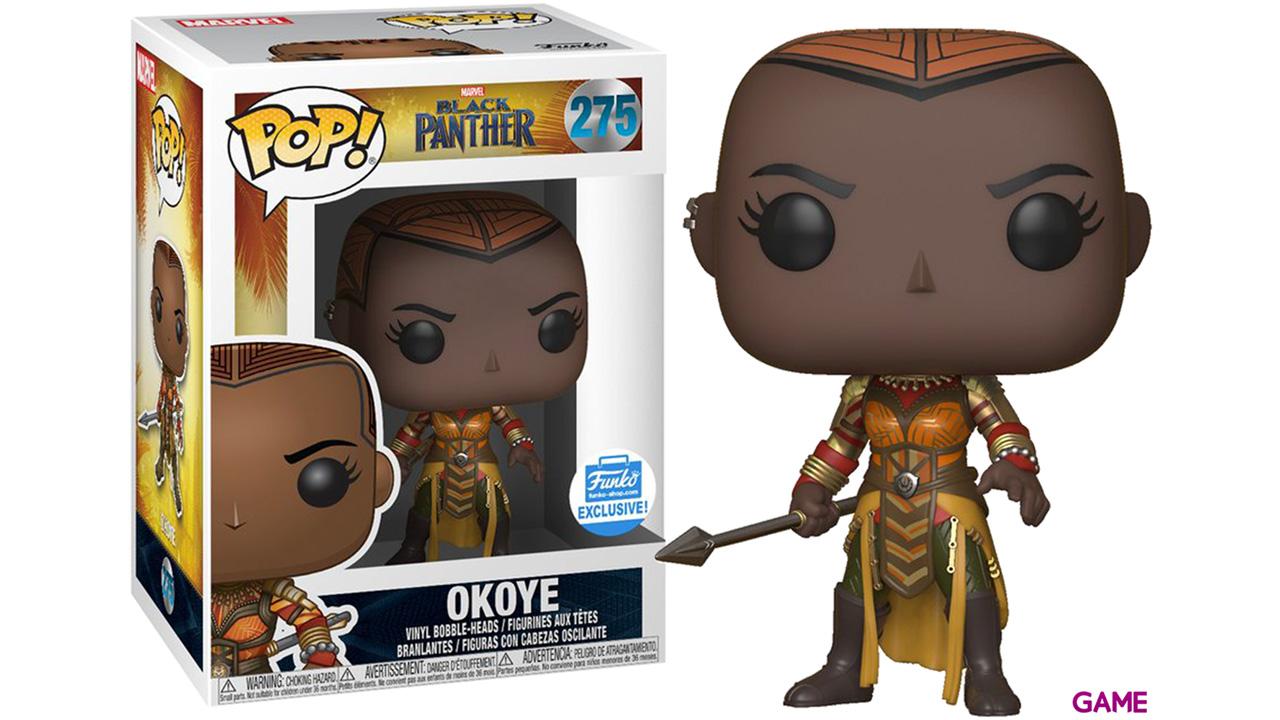 Figura Pop Pantera Negra: Okoye