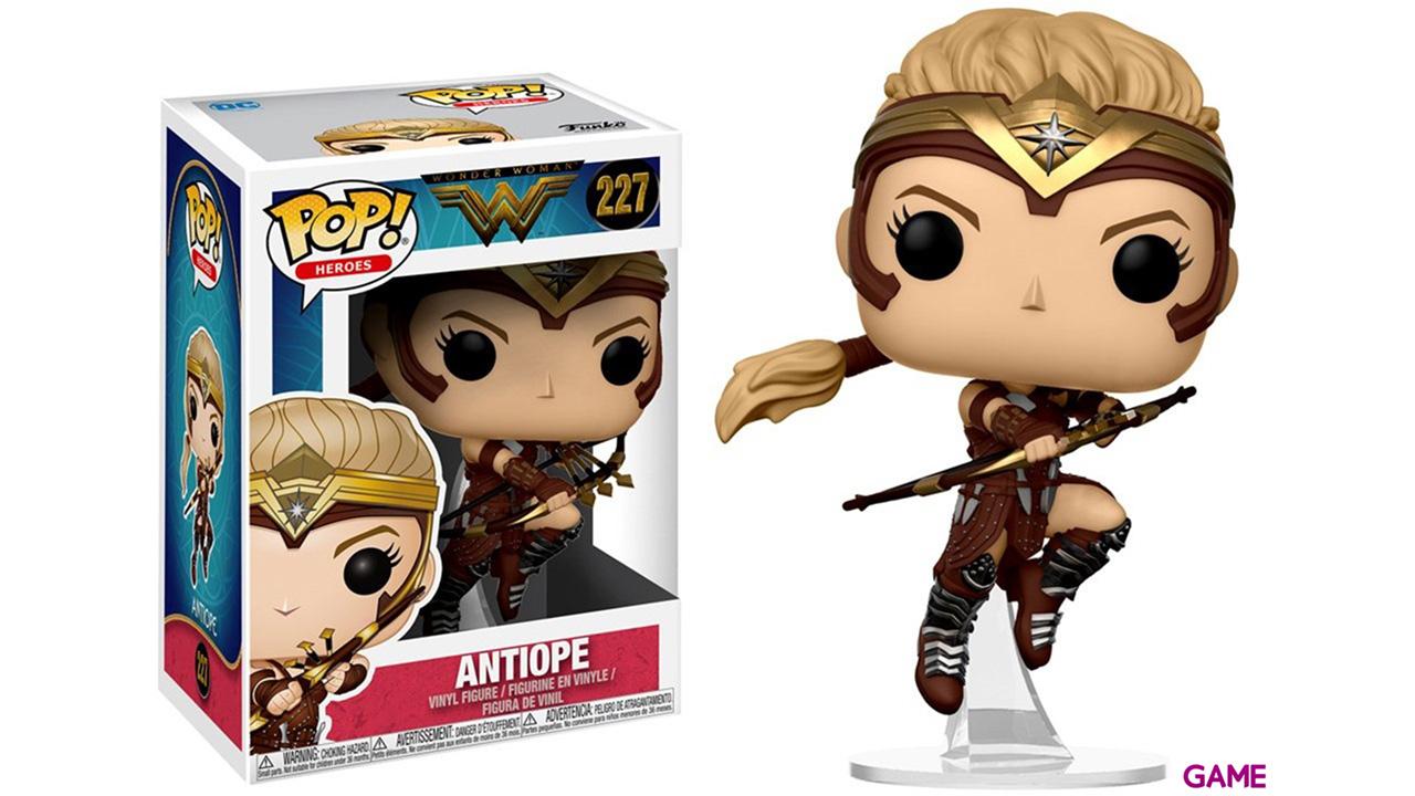 Figura Pop Wonder Woman:  Antiope