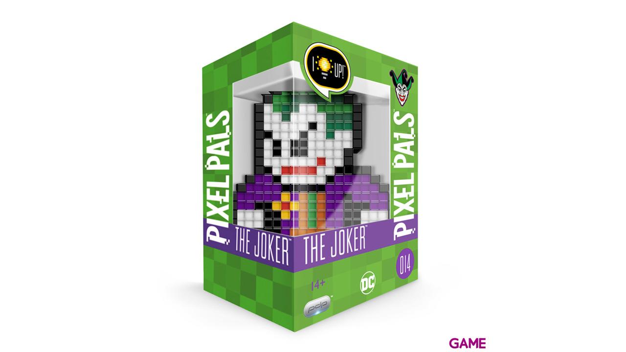 Figura Pixel Pals: DC Joker