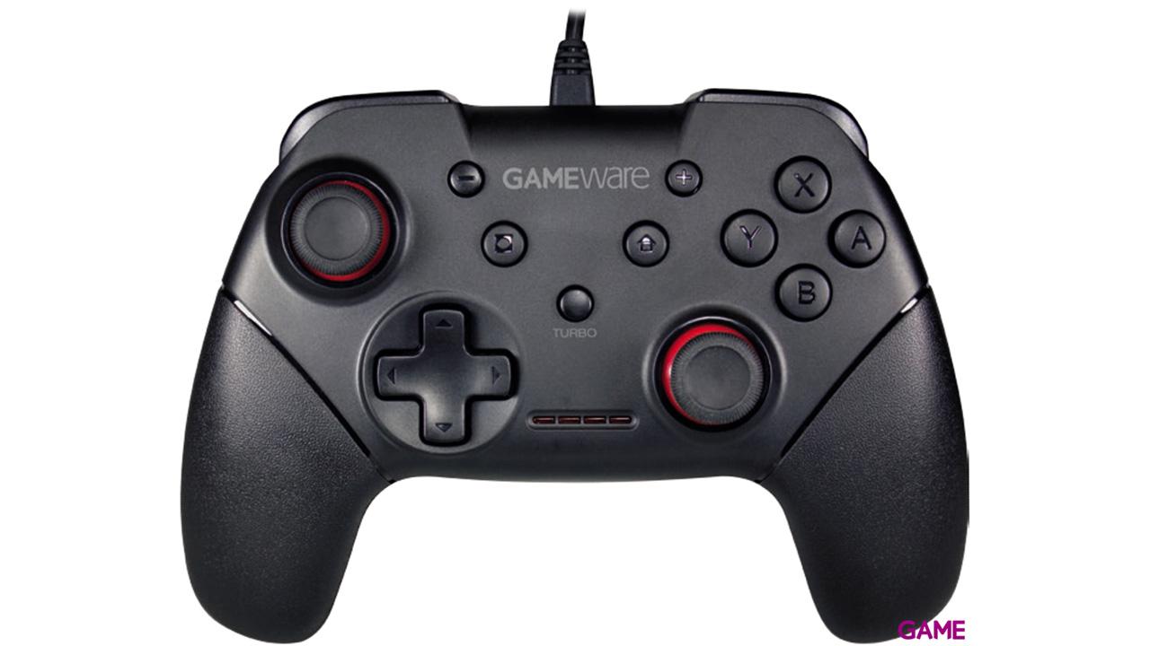 Mando de Control Pro con Cable para Nintendo Switch GAMEware