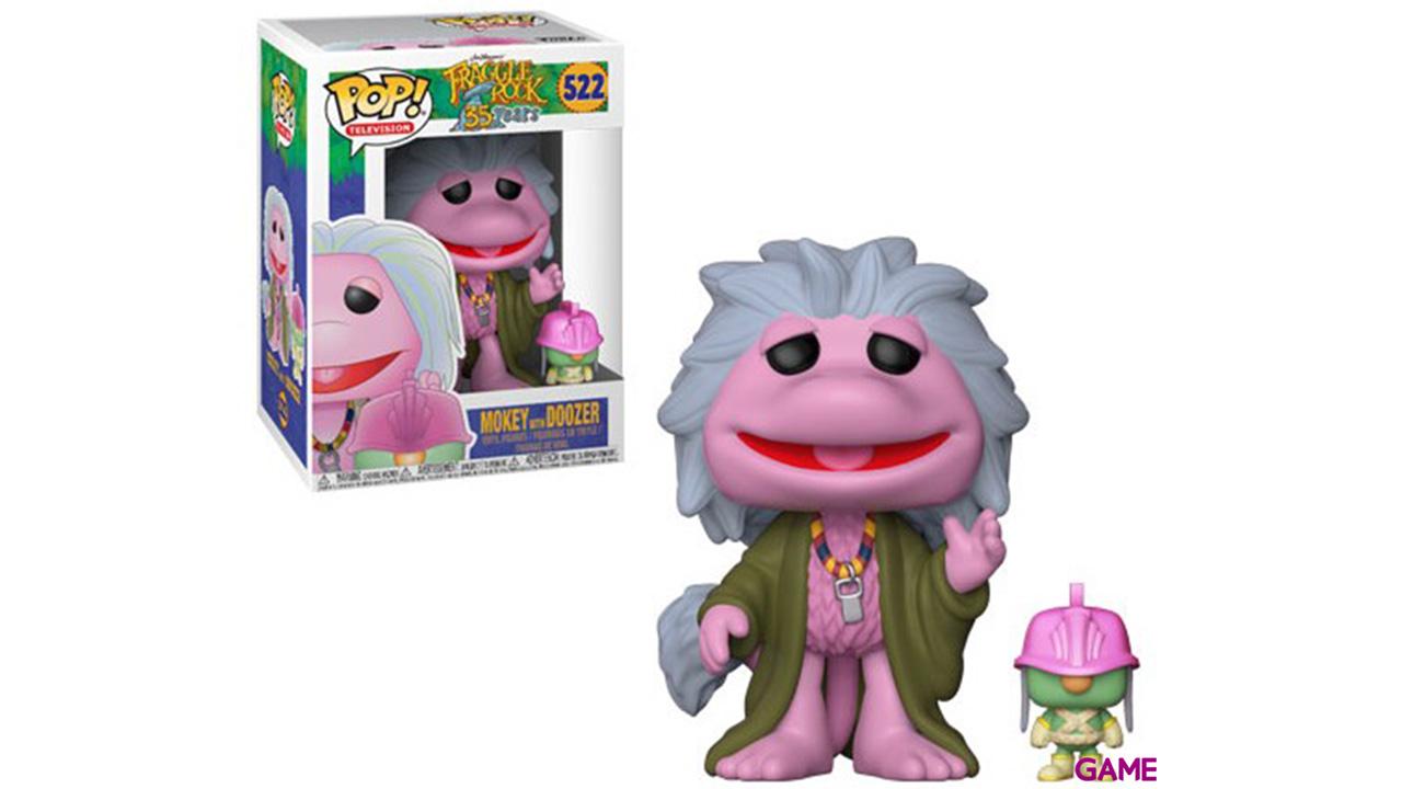 Figura Pop FraggleRock: Mokey