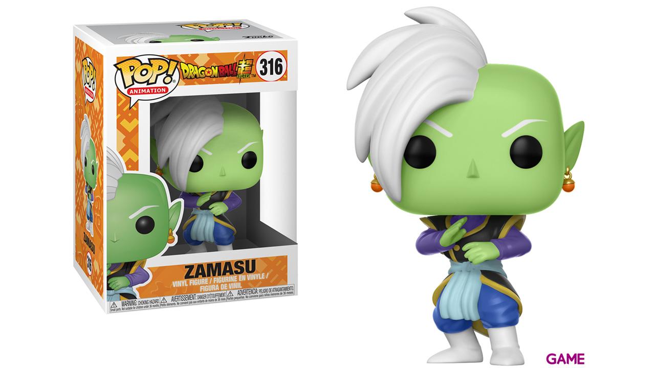 Figura Pop Dragon Ball Super: Zamasu
